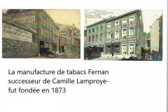 manufacture de tabac